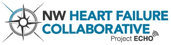 Image of Northwest Heart Failure Collaborative (NWHFC): Project ECHO Logo