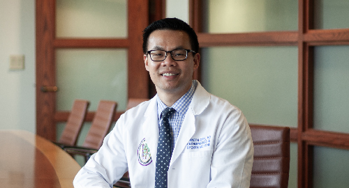 Meet Dr. Kenneth Chin