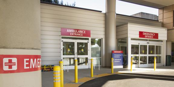 Emergency Department at UWMC