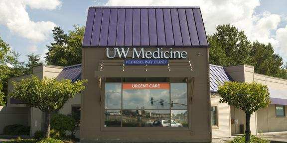 UW Neighborhood Federal Way Clinic - Primary Care and Urgent Care Services