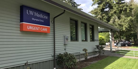 UW Neighborhood Olympia Clinic - Primary Care and Urgent Care Services