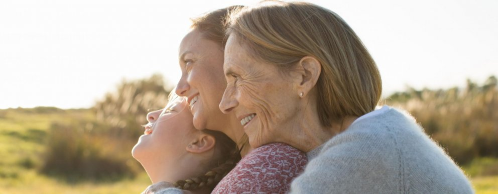gynecology-care-three-generations-women