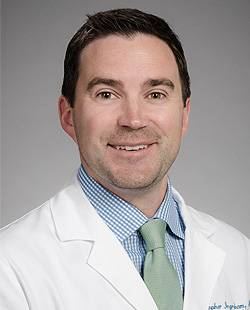 Provider headshot of Christopher  R. Ingraham M.D.