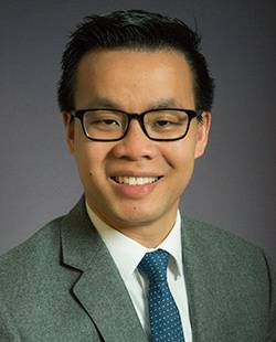 Provider headshot of Kenneth  M. Chin M.D.