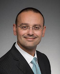 Provider headshot of Manuel Ferreira M.D., Ph.D.