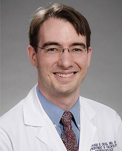 Provider headshot of Nathan  M. Cross M.D., M.S.