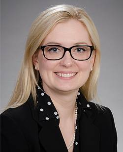 Provider headshot of Rachael  M. Edwards M.D.