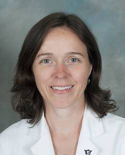 Provider headshot of Rachel  E. Thompson M.D., M.P.H.