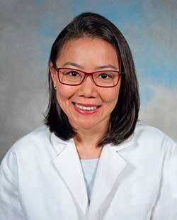 Provider headshot of Yvette May Mabasa M.D.