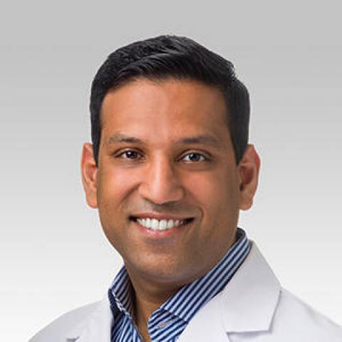 Provider headshot of Anand Singla M.D.