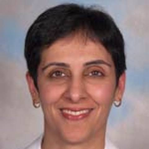 Provider headshot of Anita Chopra M.D.