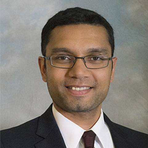 Provider headshot of Anoop Patel M.D.