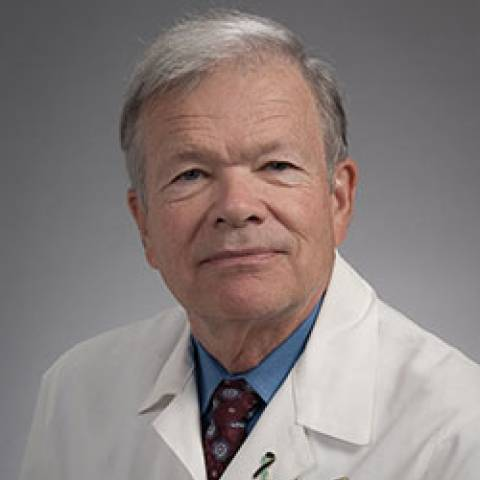 Provider headshot of George  E. Laramore Ph.D, M.D.