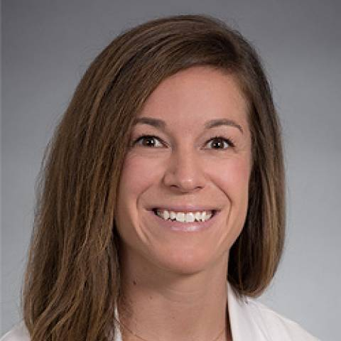 Provider headshot of Jillian  L. Silvestrini M.D.