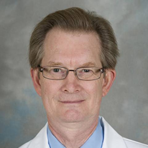 Provider headshot of Michael G. Gravett, MD