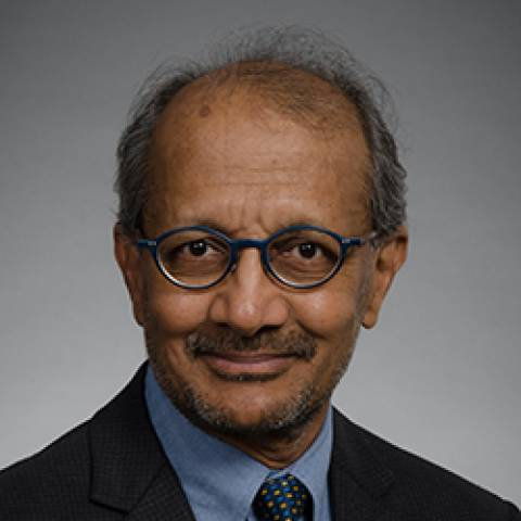 Provider headshot of Murali Sivarajan MD