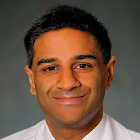 Provider headshot of Ramesh Rengan M.D., Ph.D.