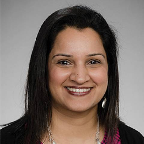 Provider headshot of Rashmi  K. Sharma M.D., M.H.S.