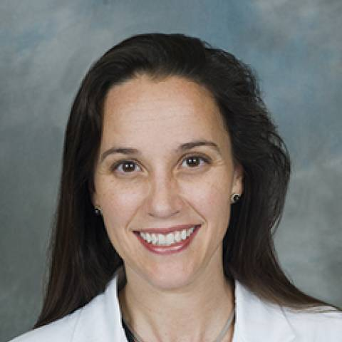 Provider headshot of Rebecca  P. Petersen, MD, MSc, FACS