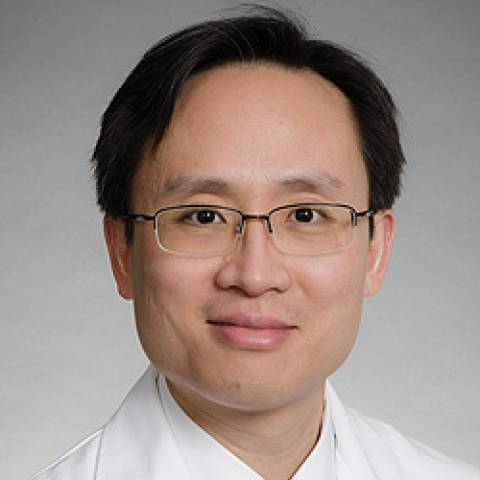Provider headshot of Shin Lin M.D., Ph.D.